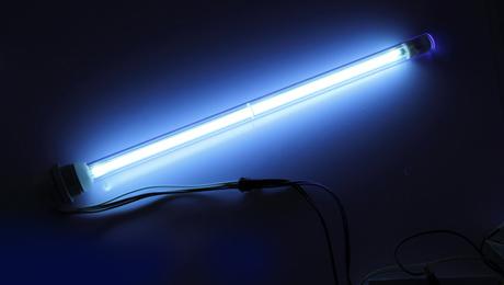 水处理杀菌灯的安装说明